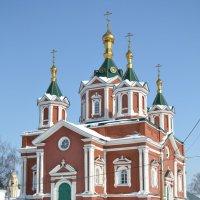 в Коломне :: Anna Kravchenko