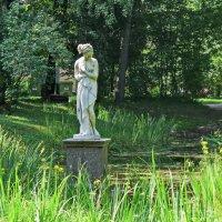 Мраморная статуя Венеры ( копия с работы А.Кановы ) :: Олег Попков