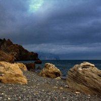 Белые камни. :: Юрий Кущ