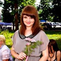 проба ретуши женского портрета :: Елена Попова