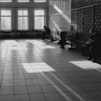 Ожидание... :: Наталья Rosenwasser