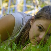 В траве :: Андрей Богданов