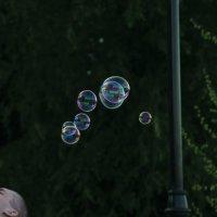 Надуватель пузырей :) :: Андрей Богданов