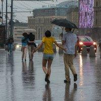 Дождь :: Андрей Шаронов