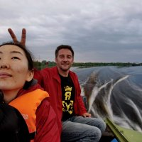 Волга-Волга :: Дмитрий Бубер