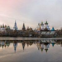 Вечер в Измайлово :: Александр Поляков