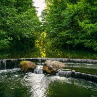 водопад :: Даниил Глинский