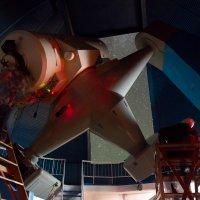 Метровый телескоп обсерватории БАО :: Алексей Поляков