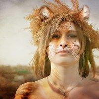 Тигрица :: JoAnna Owl