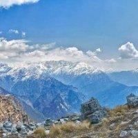 Высота 4100, Гималаи. :: Олег Мишунов