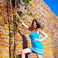 Модная прогулка :: Слава Маликин