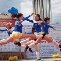 Фестиваль черлидеров 2013 :: Olga Starling