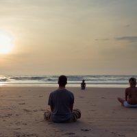 Медитация... :: Sergey Sergeev