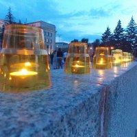 Свечи в память о погибших :: Татьяна Юрасова