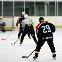 трус не играет в хоккей :: Ника Меркулова