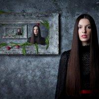 Попытка найти гармонию в экзистенциальном хаосе :: Оксана Сорокина