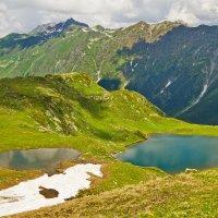 В долине семи озер :: Елена Шмелькова