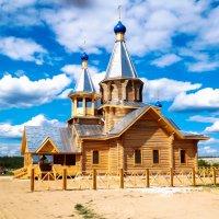 Церковь д.Купреево :: Дмитрий Янтарев