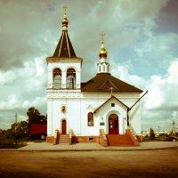 Церковь д. Головино :: Дмитрий Янтарев