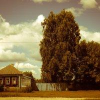 Дом в деревне. :: Beles Hecbxm