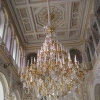 Павильонный зал :: Маера Урусова