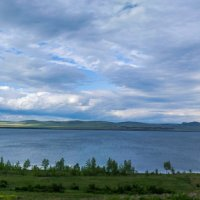Озеро Шира :: юрий Амосов