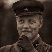 Артиллерист бывалый.. :: Виктор Перякин