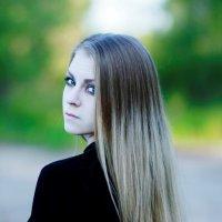 холодная девушка. :: Ника Меркулова