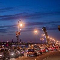 Питерские белые  ночи. Июнь 2013 :: Юлия Варюхина
