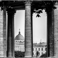 Колонны Казанского собора. :: Vladimir Kraft