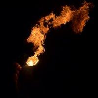 Огненный дракон :: Андрей Афанасьев