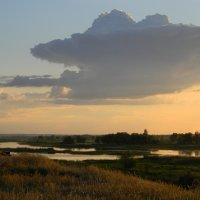 вечер на Волге :: Ольга Yarmolchik