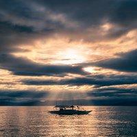 Закат в Панагсаме :: алексей афанасьев