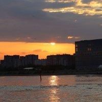 закат :: Елена Кряжева
