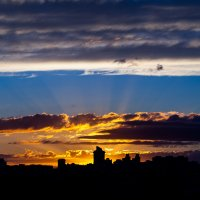 Надежда на новый день :: Сергей Савченко