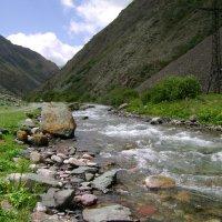 Киргизия.Тянь-Шанские горы :: Olga Rouz
