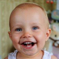Улыбка ребенка :: Сюзанна Ванван