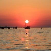 Свечение моря, манящее тайной... :: Наталья Соколова