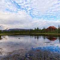Озеро :: Margarita Shrayner