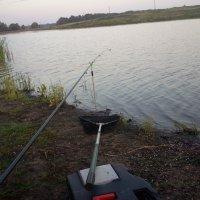 Рассвет на рыбалке :: yriy rachek