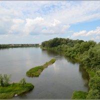 На реке Оя ...Красноярский край ... :: galina tihonova