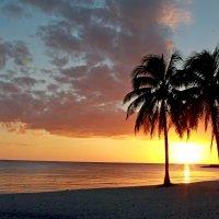 Карибское море... :: Надежда Шемякина