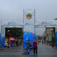На набережной Владивостока... :: Нина Борисова
