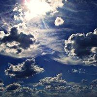 Небо :: Марина Валерьева