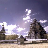 Церковь Покрова Пресвятой Богородицы :: Григорий Храмов
