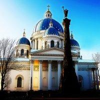 Троице-Измайловский Собор. :: Александр Яковлев