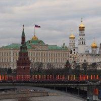 Москва праздничная :: Сергей Михальченко