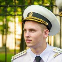 Молодой лейтенант :: Юрий Ишкин