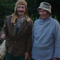 рыбловы карелии :: Андрей Гликман