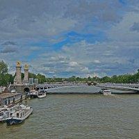 Мост Александра -3 Самый красивый в Париже.. :: igor G.
